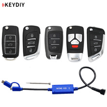 KEYDIY Mini KD Key Generatorรีโมทโกดังของคุณสนับสนุนโทรศัพท์Android Makeมากกว่า 1000 AutoรีโมทคำKD900