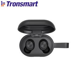Tronsmart Spunky Beat Bluetooth TWS наушники беспроводной HDMI наушники с QualcommChip, CVC 8,0, сенсорное управление, голосовой помощник
