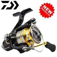 DAIWA Reel CROSSFIRE LT Spinning Fishing Reel 1000-6000 ABS Metail szpula 5-12KG Power Hard Gear Light & Tough Body