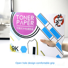 New Product for 2021 28 Pages of Coloring Paper for Art Students Tearable Double-sided Disposable Gouache Acrylic Oil Painting