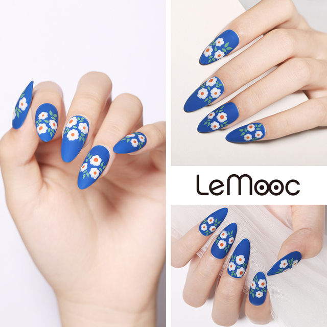 1 Box 5g Lemooc Nail Painting UV Gel Polish Spider Gel Painting Nail Art UV Gel Wire Drawing Elasticity Point Line Soak Off Gel 2