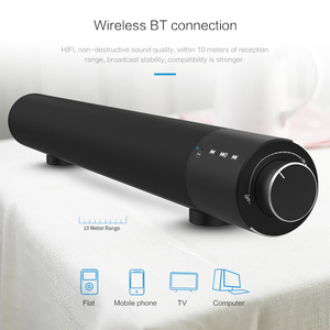 Image 4 - Soundbar Wired and Wireless Bluetooth 4.2 Speaker for TV,soundbar with subwoofer Wireless Bluetooth Sound Bar For TV laptop