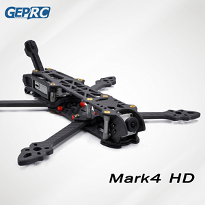 Image 5 - GEPRC Telaio 5 pollici 224 millimetri Mark4 HD5 Freestyle Quadcopter Telaio per il Digitale FPV Sistema per FPV Unità di Aria w/ Antenna Supporto