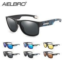 цена на NEW Sunglasses Men Polarized Sun Glasse For Men 2020 Women Polarized Square Sunglasses Male Glasses Oculos Driving Eyewear