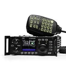 XIEGU G90 QRP HF トランシーバ 20 ワット SSB CW AM FM アマチュア無線 0.5 30MHz SDR 構造内蔵オートアンテナチューナー GSOC
