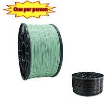 Filamento de impresora 3D pp, 1,75mm, 1KG, PLA, Nylon ABS, madera, TPU, PETG, ASA de carbono, PP, PC, seda, Plástico