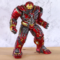 Team of Prototyping Hulkbuster Figure Marvel Avengers Ironman Hulk Buster Action Figure Super Hero Statue Action Figure