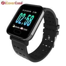 For Xiaomi Redmi Note 4 4X 5 6 7 A K20 Pro Health Monitoring Bracelet Wristband Fitness Blood Pressure Message Time Smart Watch