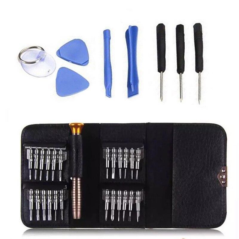 Urijk 33 In 1 Screwdriver Set Multifunctional Opening Repair Tool Set Torx Precision Screwdriver For Phones Tablet PC Repair