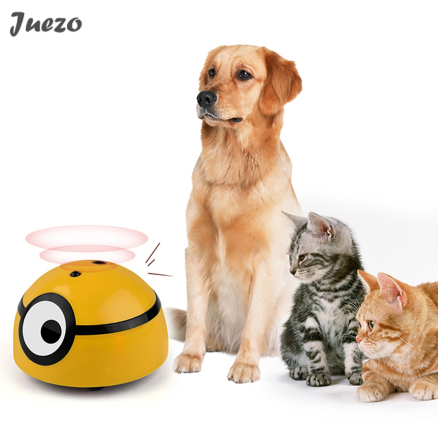 Intelligent Escaping Toy Cat Dog Automatic Walk Interactive Toys For Kids Pets Infrared Sensor Rabbit Pet Supplies Accessories 1