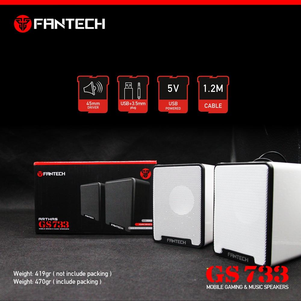 Fantech GS733 Gaming Speaker 5