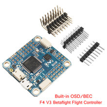 30.5x30.5mm Omnibus F4 V3 Betaflight Flight Controller Board Built-in Barometer OSD TF Slot Quadcopter RC Drone FPV Racing(China)