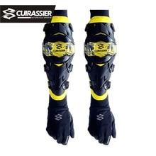 Elbow-Protector Kneepad Dirt-Bike Downhill Motocross Cuirassier Off-Road-Racing