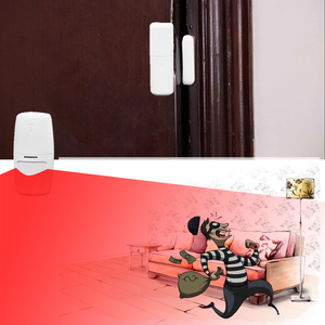 Image 5 - Tuya inteligente wi fi sistema de alarme segurança em casa 433mhz sem fio sirene estroboscópica alarme compatível com alexa google início tuya app