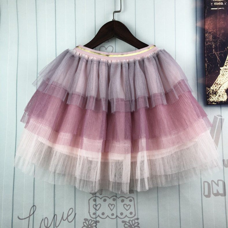 2019 Hot Sale Baby Toddler Teen Girl Skirts Children Clothes Girls Tutu Skirts Puff Princess Skirt Kids Costume 2 3 4 5 6 Years in Skirts from Mother Kids
