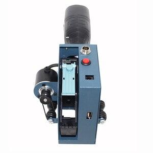 Image 3 - Akıllı taşınabilir tarih yazıcı lazer markalama makinesi üretim tarihi QR kod kodlama makinesi 2 12.7MM siyah mürekkep kartuşu