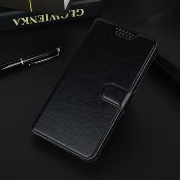 Перейти на Алиэкспресс и купить Кожаный чехол-книжка Чехол Для Vodafone Smart N10 V10 C9 E9 X9 V8 N8 E8 N9 Lite чехол для телефона мягкий силиконовый чехол-бумажник чехол