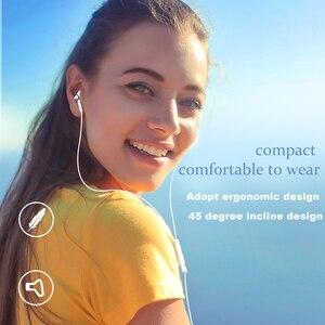 Image 2 - Hoco 3.5Mm Super Bass Koptelefoon Hoofdtelefoon Voor Xiaomi Huawei Samsung Earbudz Met Microfoon Gaming Headset