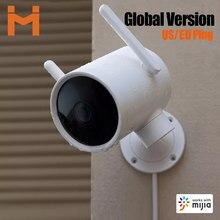Xiaomi-caméra IP connectée IMILAB EC3, Version globale, 2K HD, caméra IP connectée, sans fil, extérieur, détection humaine par ia, nuit, WiFi, application Mijia