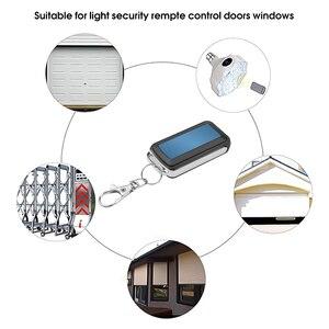 Image 2 - جهاز تحكم بالنسخ الكهربائي بمفتاح استنساخ من kebidu مكون من 4 أزرار مع جهاز إرسال لاسلكي صغير بمفتاح فوب 433 ميجاهرتز
