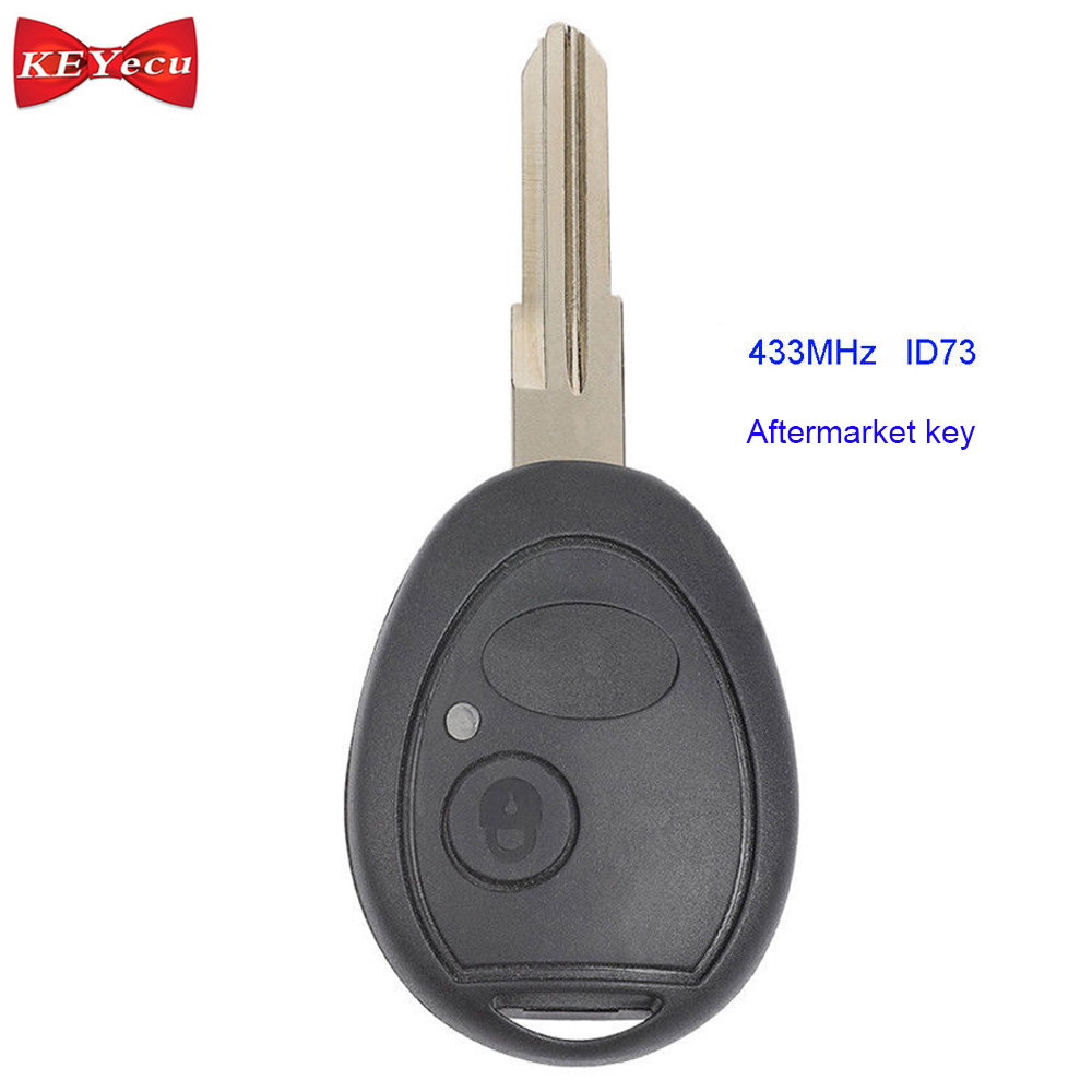 for Land Rover Discovery 2 Upgraded Flip 315MHz Smart Remote Key Fob N5FVALTX3