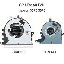 0fx0m0 компьютерные вентиляторы для dell inspiron 15 5570 5575