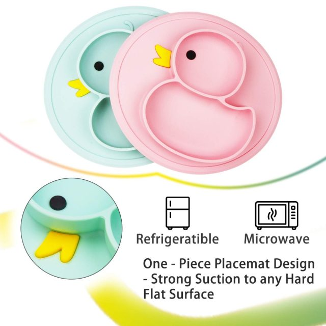 baby duck plate (1)