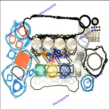 S4SD S4S Overhaul Rebuild Kit For Engine Generator Mitsubishi MGP45SE MGP45E Diesel Engine S4S-E1DT Repair Spare Parts