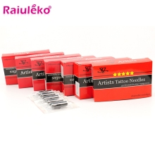 5pcs Disposable Sterilized RL Tattoo Cartridge Needles For Permanent Professional Tattoo Pen Gun