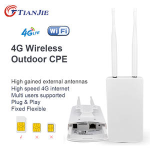 WIFI Modem Router Cpe Sim-Card-Slot Home-Hotspot WAN RJ45 4G Smart LAN TIANJIE with CPE905