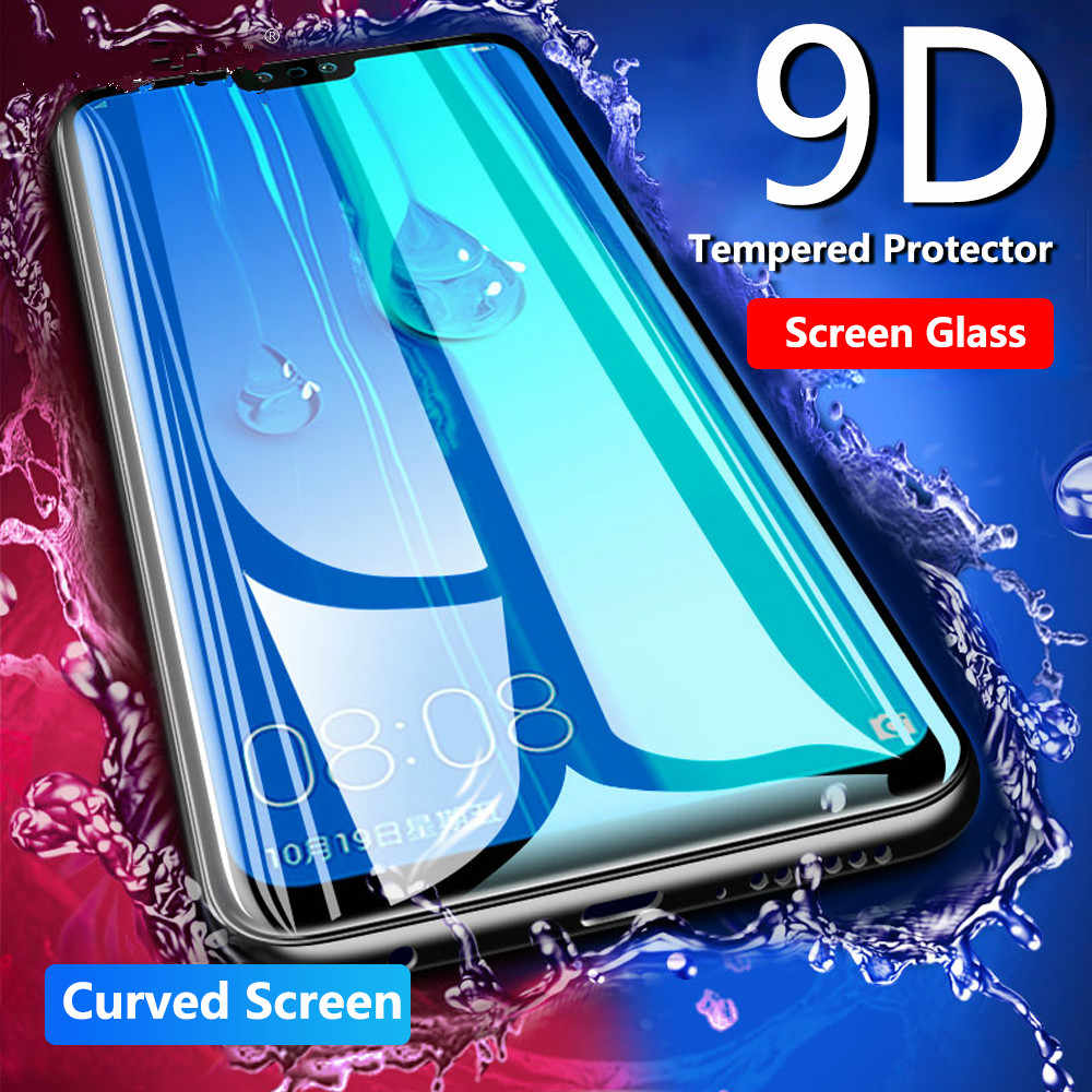 9D Tempered Protective Glass For Honor 10i Screen Protector Glass On For Huawei P30 Pro P20 Lite Glass Full Flim Cover