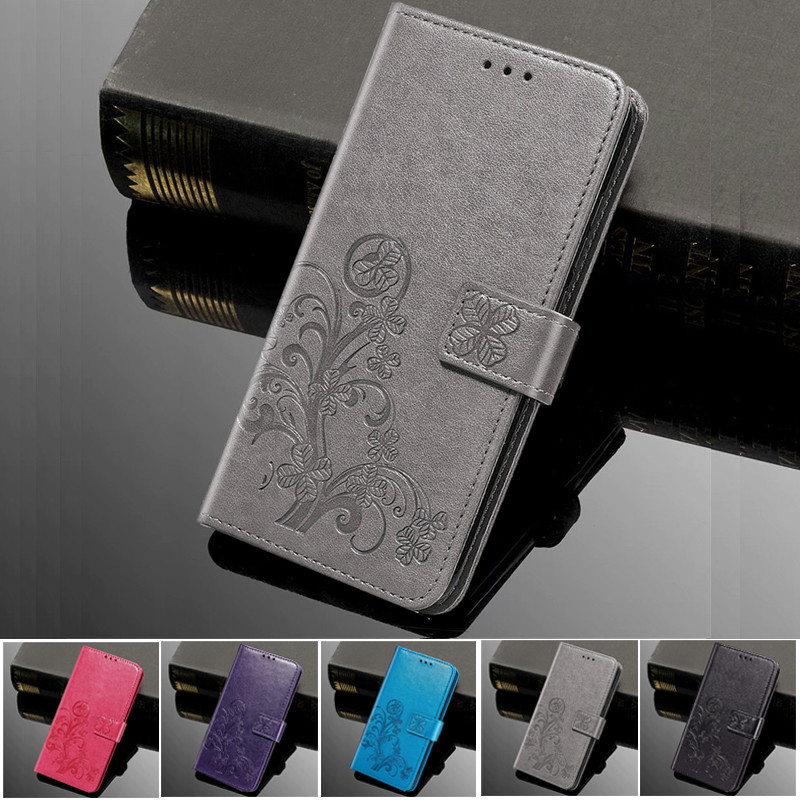 Flip Flower Phone Coque Silicone Case for LG K50 K50S K51S K61 Q60 G4 Note Stylus Mini Beat G4S G4C Magna Wallet Leather Cover image