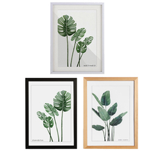 Simple Wooden Frame A3 Black White Color Picture Photo Frames for Wall picture frames wall photo frame home decor