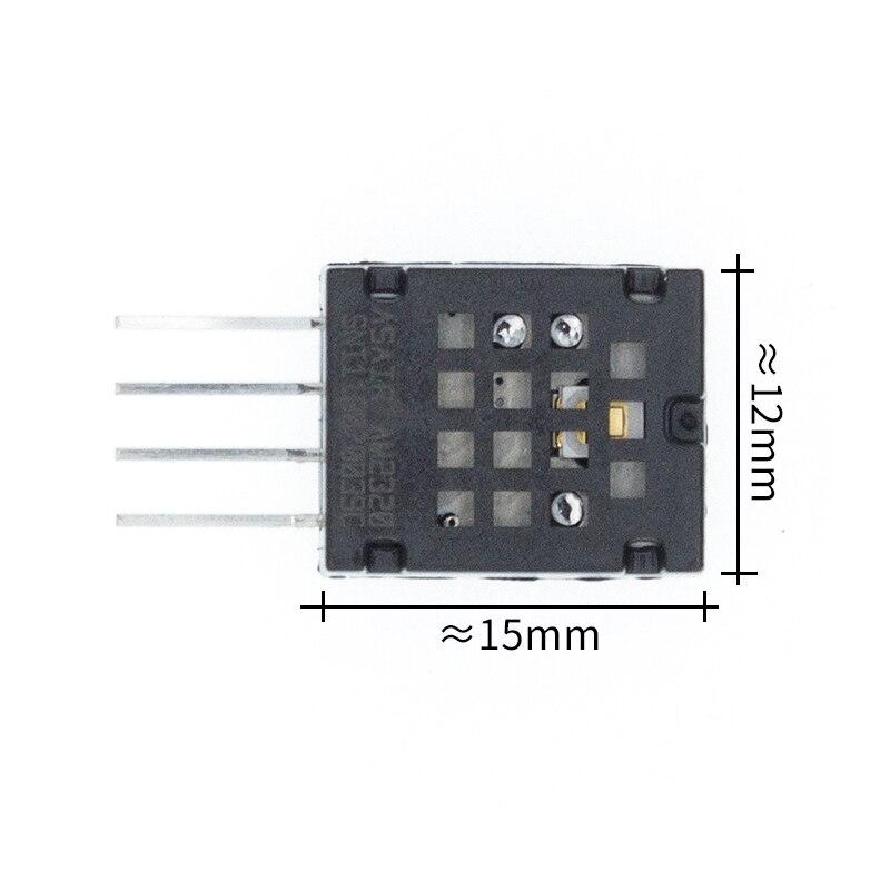Цифровой датчик температуры и влажности DHT11 DHT22 AM2302 AM2301 AM2320 датчик и модуль для Arduino электронный DIY - Цвет: AM2320 sensor