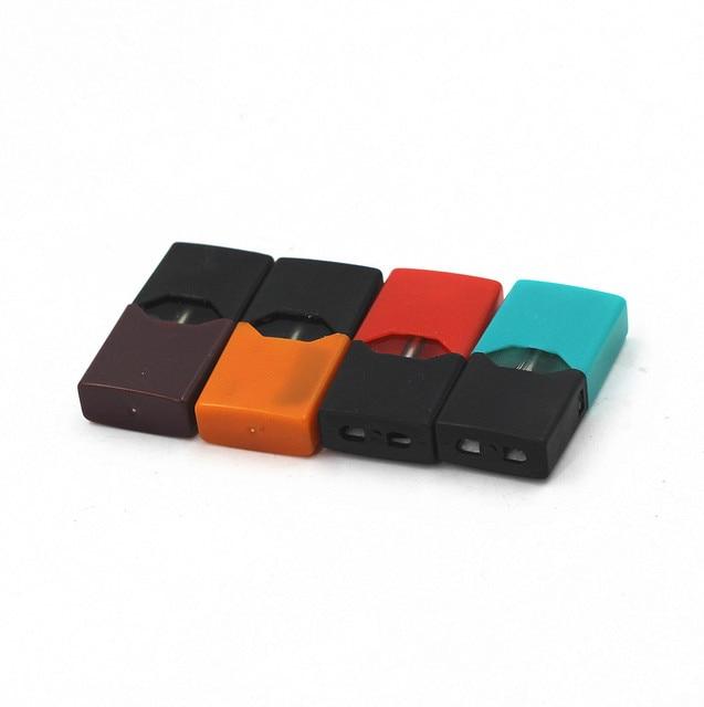 4Pcs Cartridge Replacement Pods 0.7ml Capacity Pod Vape Tank compatible with JUUL Pod System Device Pen Starter Kit 1