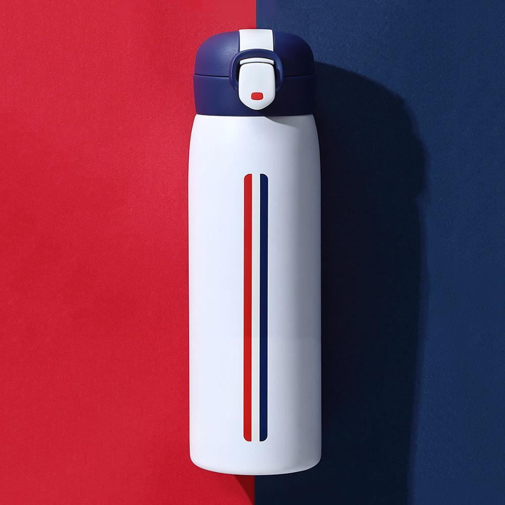 Fashion Thermos Bottle 520ml Insulated Coffee Mug 316 Stianlss Steel Cup Thermo Mug Travel Water Bottle Vacuum Flask Termos