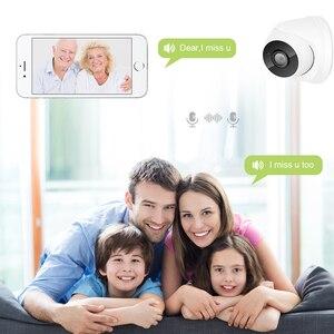 Image 2 - Zoohi Wifi 카메라 감시 카메라 실내 1080P 홈 카메라 HD 양방향 오디오 무선 보안 카메라 Onvif 야간 투시경