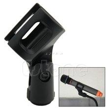 Новый пластиковый гибкий зажим держатель крепление микрофон