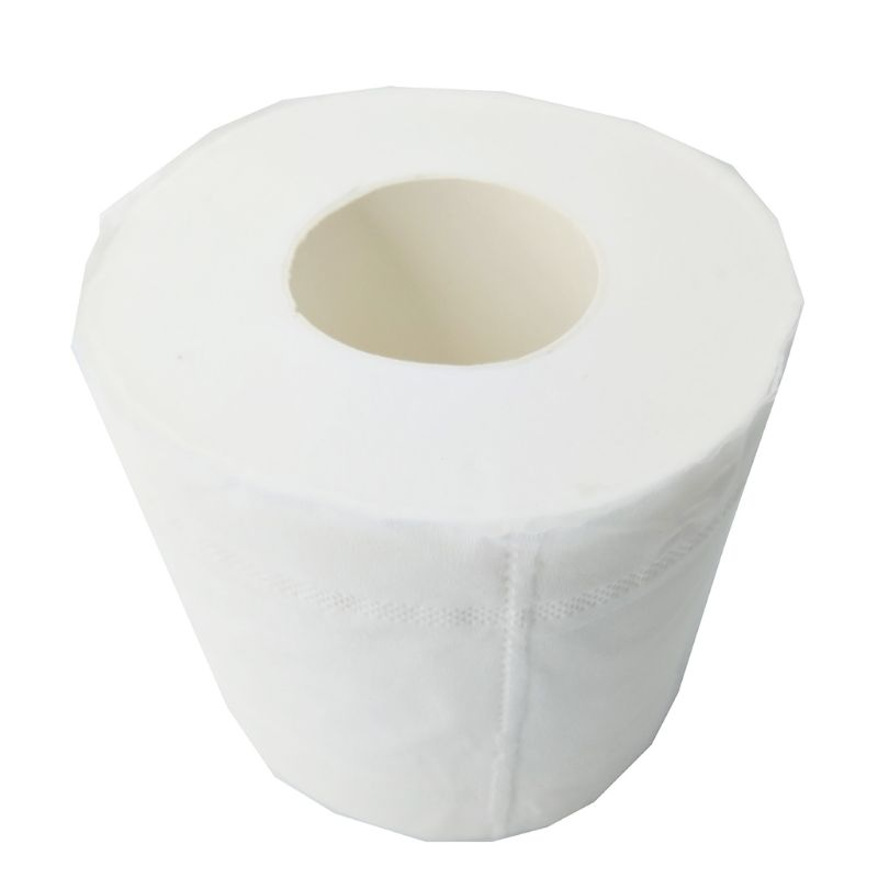 10 Rolls Home Toilet Tissue Soft Roll Paper For Family Hotel Housewarming Gifts