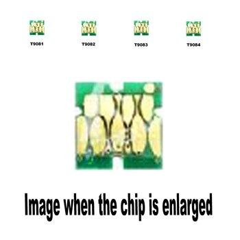 T9081 9082 T9083 T9084 4pcs 1b+1c+1m+1y Compatible ink cartridge disposable chip For Epson WF-6590D2TWFC 6590DTWC 6590DW