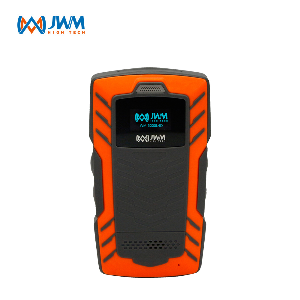 GPRS Real Time Web Software Security Guard Patrol Tour System With OLED Screen WM-5000L4 4G