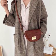 Crossbody-Bags Purses Messenger-Bag Handbags Ladies Crocodile-Pattern Shoulder Retro
