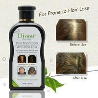200 мл Disaar профессиональный шампунь против выпадения волос Предотвращение выпадения волос китайский продукт для роста волос лечения Для муж...