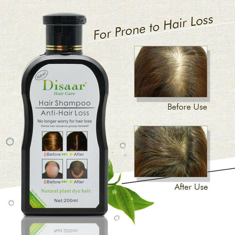 200ml Disaar Professional Anti-hair Loss Shampoo Preventing Hair Loss Chinese Hair Growth Product Hair Treatment For Men Women