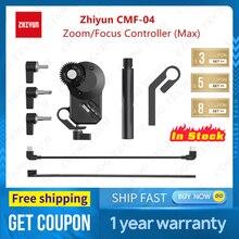 Zhiyun Follow Focus CMF 04 (Max) Contrlor 2.0 TransMount Servo Follow Focus/Zoom kontroler do dźwigu 3 Weebill Lab S Gimbal