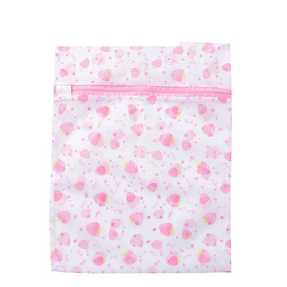 Clothes Bra Underwear Washing Bag Laundry Bag Nylon Mesh Net Wash Bag Pouch Laundry Basket For Washing Machine