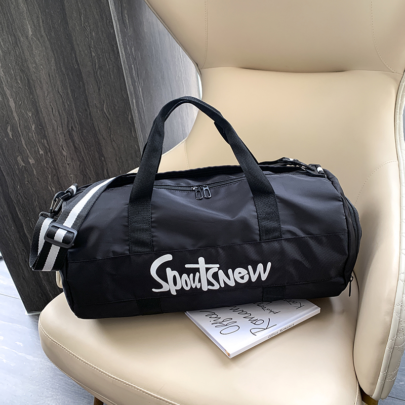 Sports Tote Bag High Quality Nylon Waterproof Bag Side Opening Messenger Bag Mountaineering Travel Bag Discount Large Capacity