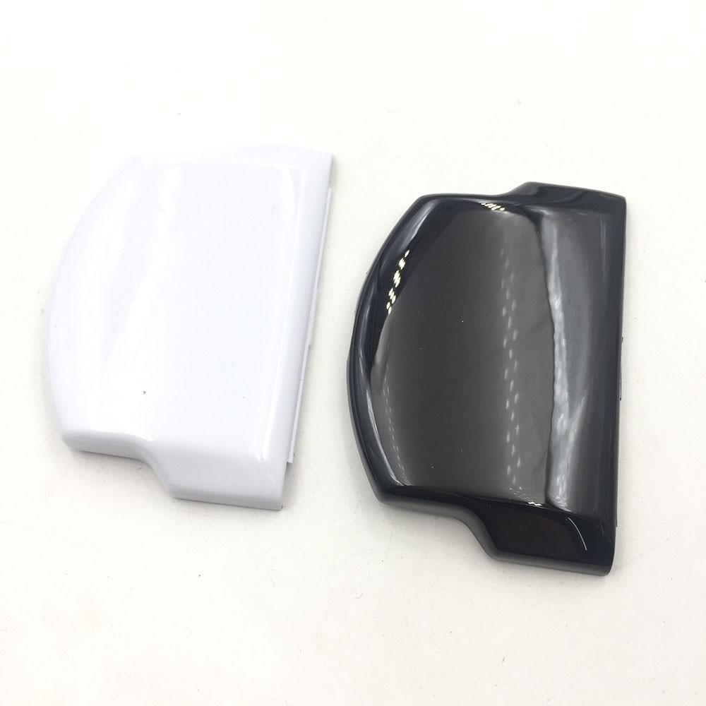 Black White Extra High Extended Battery Door  Back Cover Case For Sony PSP 3000 2000 Slim