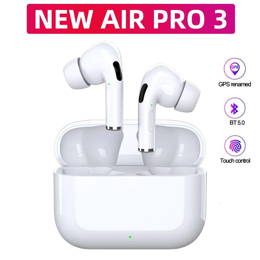 Беспроводные наушники Air pro 3 TWS, bluetooth наушники-вкладыши, tws pro HiFi, музыкальная гарнитура, наушники-вкладыши, спортивные наушники для телефона