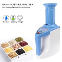 LDS 1G Grain Moisture Analyzer Humidity Meter Corn Rice Wheat Moisture Tester 24BA